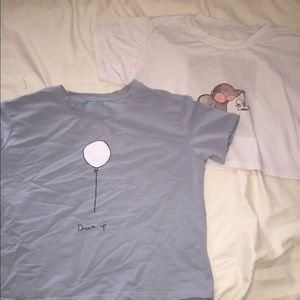2 Shein Shirts
